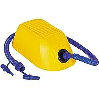 Bestway 62065 - Hinchador de pie, 21 x 12 cm, 3 adaptadores