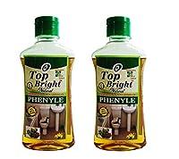 Top Bright Phenyle Liquid,500ml,Pack of 2