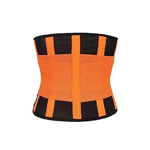 SMARTRICH Taille Trimmer Gürtel, Sport Belly Fat Burner für Männer und Frauen - Postpartum Bauch Gürtel (Gürtel Fat Belly)