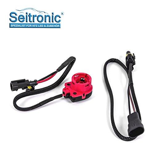 Seitronic® 1x D2S / D2R Connector Stecker Zünder -