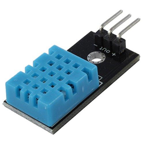 SODIALR Sensor Humedad DHT11 DHT-11 Sonda temperatura