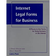 Internet Legal Forms for Business