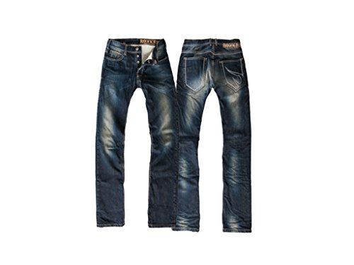 Jeans ROKKER Red Selvage Slim, W33/L34