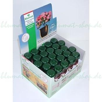Blumat wasserspender f r zimmerpflanzen 25 st ck amazon for Wasserspender fur pflanzen