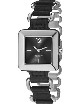 Esprit Damen-Armbanduhr Puro Analog Quarz verschiedene Materialien ES106062001