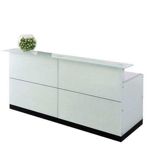 Jet-Line Empfangstheke Davos Büromöbel Bueroausstattung Empfangsmöbel Büro Möbel Ausstattung in...