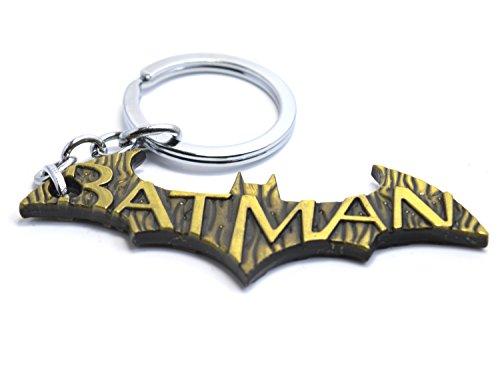 The Bat Man Logo-Bronze Batman Schlüsselanhänger