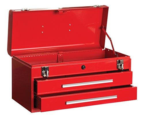 Kennedy Verarbeitung 220R 50,8cm hand-carry 2Schubladen Tool Box, industrieller, - Schublade Rubbermaid Organizer