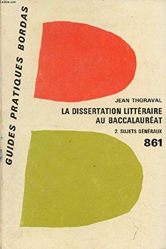 L'Épreuve anticipée de français au nouveau baccalauréat : Sujets généraux (Collection des guides pratiques)