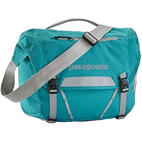 Patagonia mini messenger Epic Blue 2016borsa a