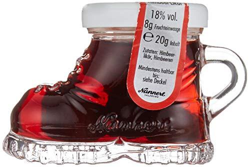Nannerl Bergschuh Himbeeren in Himbeerlikör (1 x 0.02 l)