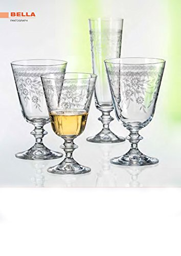 bohemia-cristal-verres-a-vin-bella-noble-pantography-260-ml-6-set