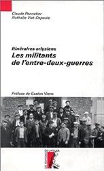 Dictionnaire biographique du mouvement ouvrier français - Itinéraires Orllysiens