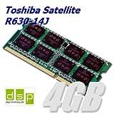 4GB Speicher / RAM für Toshiba Satellite R630-14J