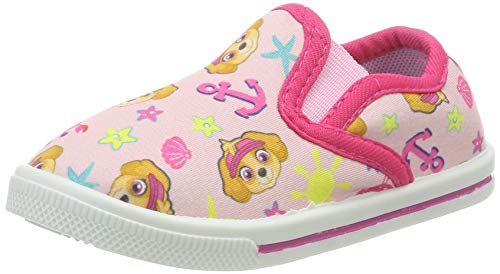 Paw Patrol Mädchen Girls Kids Slipon Sneakers Slip On Sneaker, Pink Pnk, 30 EU (On Kids Slip)