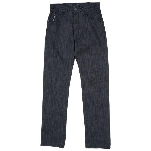 Armani Jeans Men's J31 Regular Fit Denim Jeans Indigo Blue