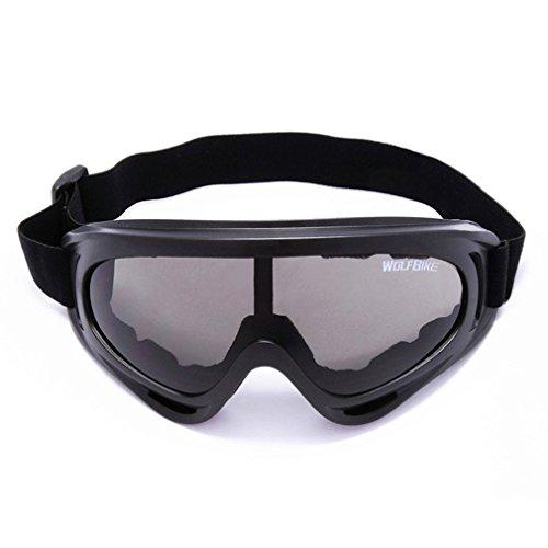 Hengyuanyi Sking-Brille für Herren, Oakley, Winddicht, Fahrradbrille, Outdoor-Sicherheits-Brille, Motorrad/Skifahren