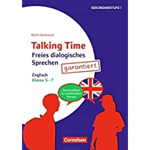 c41e611e508ab Talking Time  Klasse 5-7 - Freies dialogisches Sprechen garantiert! -  Englisch (