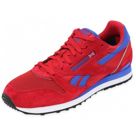 PHASE III RUNNER - Chaussures Homme Reebok multicouleur - Red / Blue
