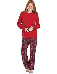 più amato ab220 749b6 Amazon.it: quadro - Rosso / Pigiami e camicie da notte ...