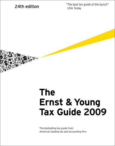 the-ernst-young-tax-guide-2009-ernst-and-young-tax-guide