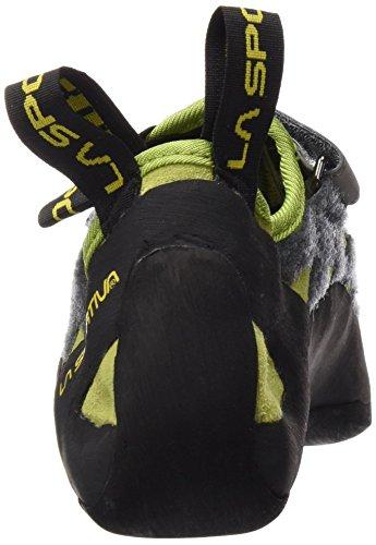 La Sportiva, Scarpe da arrampicata uomo Multicolore - Kiwi/Grey