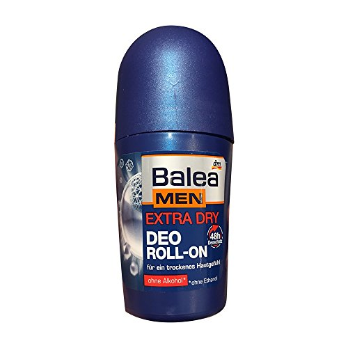 Balea MEN Deo Roll On Antitranspirant extra dry (50 ml, Flasche)