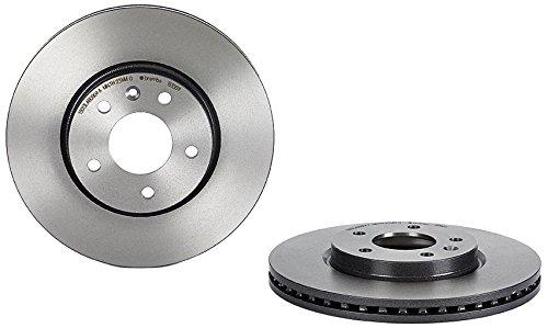 Preisvergleich Produktbild Brembo 09.B356.11 Brembo 09.B356.11 - Vordere Bremsscheibe mit UV-Lackierung
