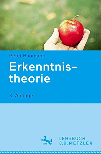 Erkenntnistheorie: Lehrbuch Philosophie