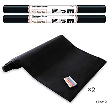 Soft Chalk Board roll up for travel