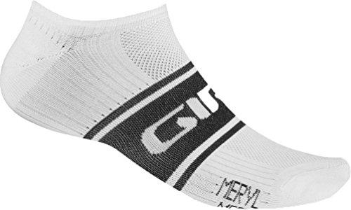 Giro Classic Racer Low Fahrrad Funktions Socken weiss/schwarz 2014: Größe: XL (46-48) -