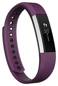 Fitbit Alta Activity Tracker & Fitness Watch - Plum/Small