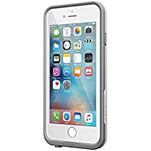 LifeProof Fre - Funda sumergible para Apple iPhone 6/6s Plus, color blanco