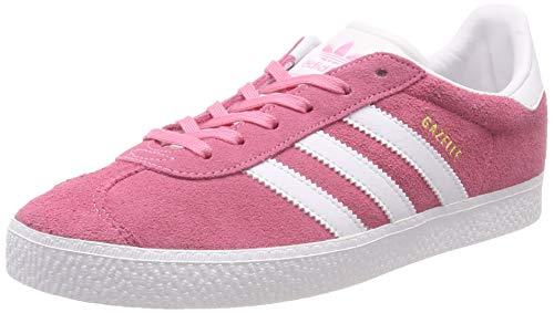 outlet store d4943 43d0a Adidas - Gazelle J - Chaussures de Fitness - Mixte Enfant - Rose (Rossen