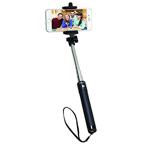 PNY Wireless Selfie SticK Perche Bluetooth pour téléphone portable Apple Iphone et smartphone Samsung Android et autres appareils compatibles