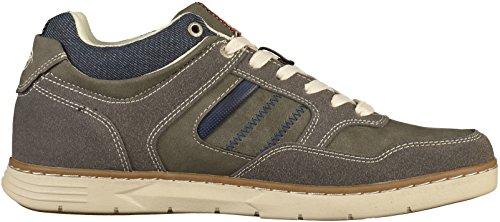 Dockers by Gerli 42is002, Sneaker Uomo scuro-grigio