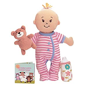 Manhattan Toy 152960Wee Baby Stella Sleepy Time Scents Suave muñeca Set