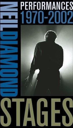 Stages Box set, Live edition by Diamond, Neil (2003) Audio CD (Neil Cd Diamond)
