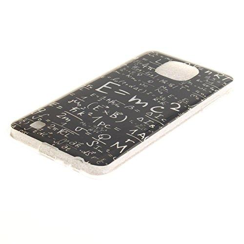 """iPhone 7 Plus Coque, Skin Hard Clear étui iPhone 7 Plus, Design Glitter Bling Sparkles Shinny Flowing Apple iPhone 7 Plus Case Cover 5.5"""", Multiflora Rose résistant aux chocs Couleur-12"""