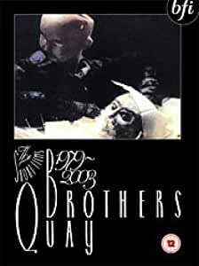 The Quay Brothers - The Short Films 1979-2003 (Two Discs) [DVD]