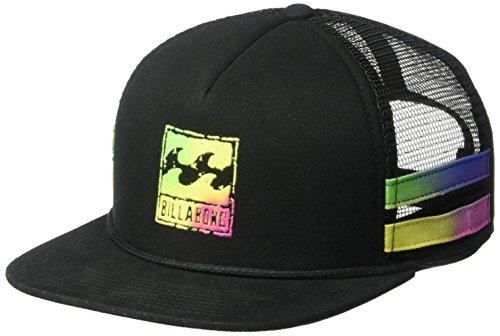 2017 Billabong ReIssue Trucker Hat BLACK C5CT10 (Hut Billabong Trucker)