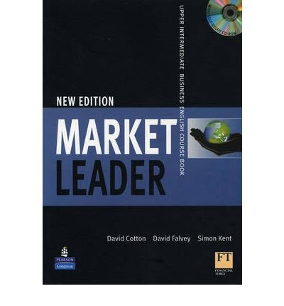 [(Market Leader Upper Intermediate Coursebook/Multi-Rom Pack)] [Author: David Cotton] published on (August, 2008)