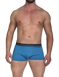 EMPORIO ARMANI UNDERWEAR Boxer Mutanda Pack da 2 Intimo Uomo in Cotone  6A722-111613 9b0c27bb7aa