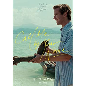 Import Posters Call Me By Your Name German Movie Wall Poster Print