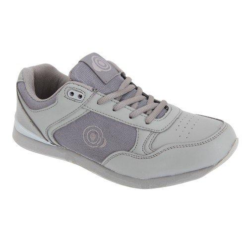 Dek Damen Kitty Bowling-Schuhe/Sneakers/Turnschuhe (39 EUR/6 UK) (Grau)