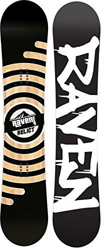 Raven Snowboard Relict Rocker 2019 Länge: 159 Wide -