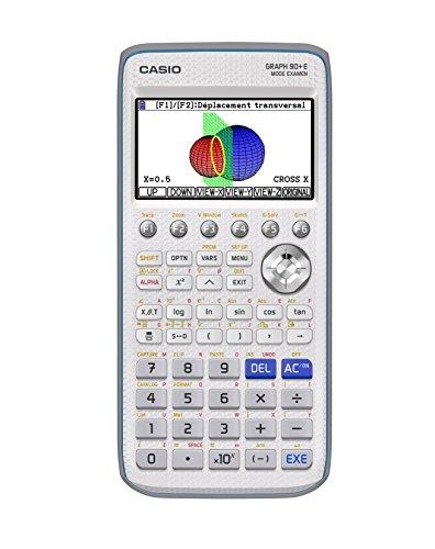 Casio GRAPH90+E Calculatrice Scolaire avec mode examen