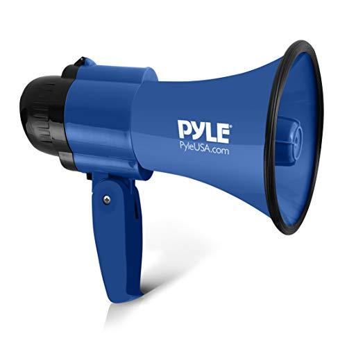 Megafon Lautsprecher von Pyle 30 Watt - Megafon mit Sirene