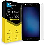 Ascension ® For Motorola Moto Z Play Tempered Glass Gorilla Screen Protector Screen Guard High Premium Quality 9H Hard 2.5D Ultra Clear (Transparent)