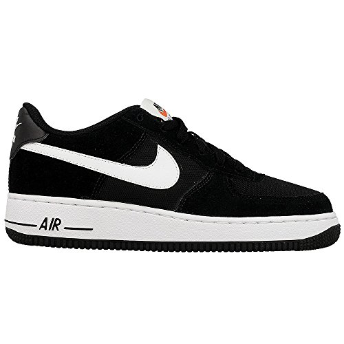 Nike - Air Force 1 (Gs) - , homme, multicolore (pink pow/pink pow-white), taille Noir